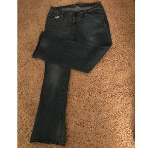 Old Navy Size 14 Curvy Boot Cut